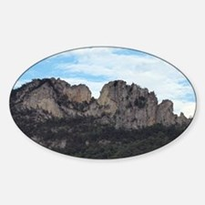 Seneca Rocks Decal