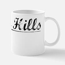 Barton Hills, Vintage Mug