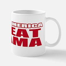 defend amarica bs Mug