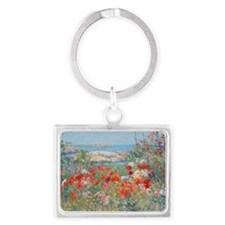 note_card1 Landscape Keychain