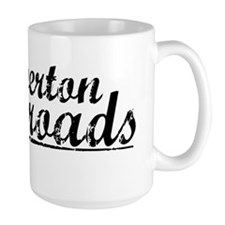 Beaverton Crossroads, Vintage Mug