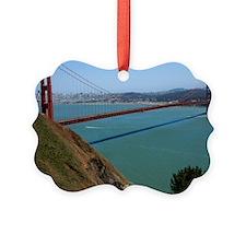 GG bridge Ornament
