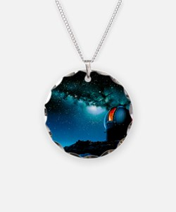 Artwork based on Mauna Kea o Necklace