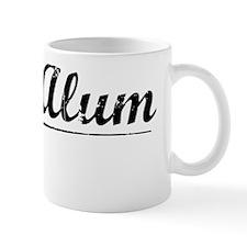 Bath Alum, Vintage Mug