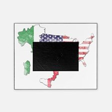 italian american countries Picture Frame