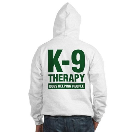Professional K-9 Therapy Hooded Sweatshirt