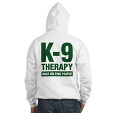 Professional K-9 Therapy Jumper Hoody