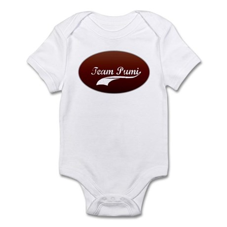 Team Pumi Infant Bodysuit