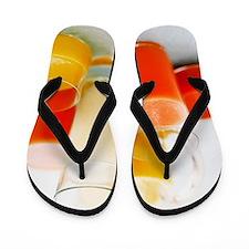 Fruit juices Flip Flops