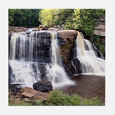 Blackwater Falls Tile Coaster