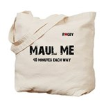 The Mauling Tote Bag