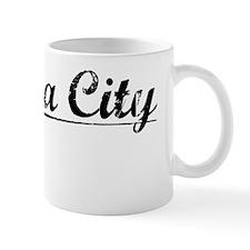 Belinda City, Vintage Mug