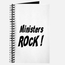 Ministers Rock ! Journal