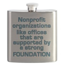 Not for profits business humor Flask