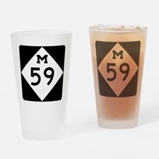 M59 Drinking Glass