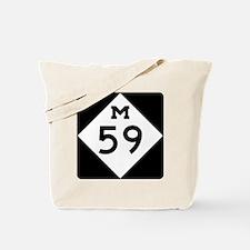 M59 Tote Bag