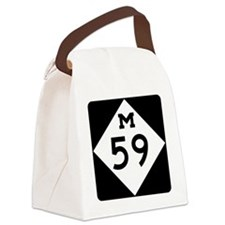 M59 Canvas Lunch Bag