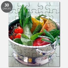Fruit and vegetables Puzzle