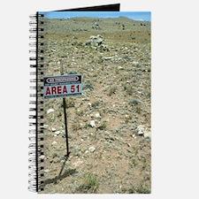 Area 51 UFO site Journal