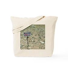 Area 51 UFO site Tote Bag