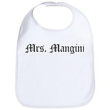 Mrs. Mangini  Bib