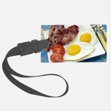 Full English breakfast Luggage Tag