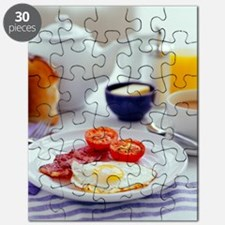 Fried breakfast Puzzle