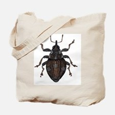 Small nettle weevil Tote Bag