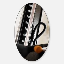 Blood pressure gauge Decal