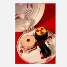 Smoke alarm components Postcards (Package of 8)