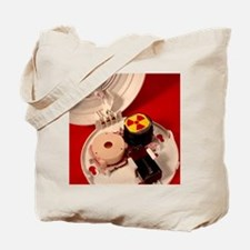 Smoke alarm components Tote Bag