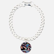 Assortment of coloured X Bracelet