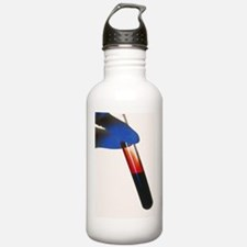 Blood analysis Water Bottle