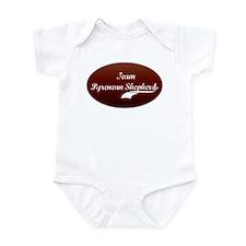 Team Shepherd Infant Bodysuit