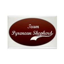 Team Shepherd Rectangle Magnet