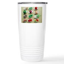 Fruit and vegetables Travel Mug