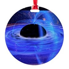 Energy-releasing black hole Ornament