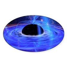 Energy-releasing black hole Decal