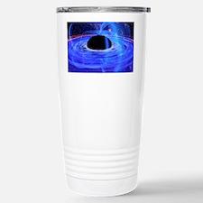 Energy-releasing black hole Travel Mug