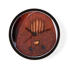 Bakelite radio Wall Clock