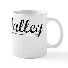 Bow Valley, Vintage Mug