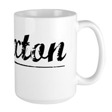 Braxton, Vintage Mug