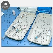 Anaesthetic drugs Puzzle