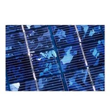 Solar cells Postcards (Package of 8)