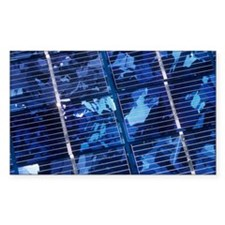 Solar cells Decal