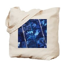 Solar cells Tote Bag