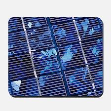 Solar cells Mousepad