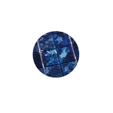 Solar cells Mini Button