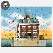 Connecticut New London Ledge Light Puzzle