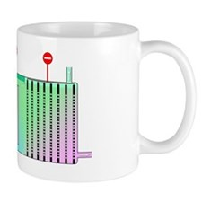 Sodium hydroxide production Mug